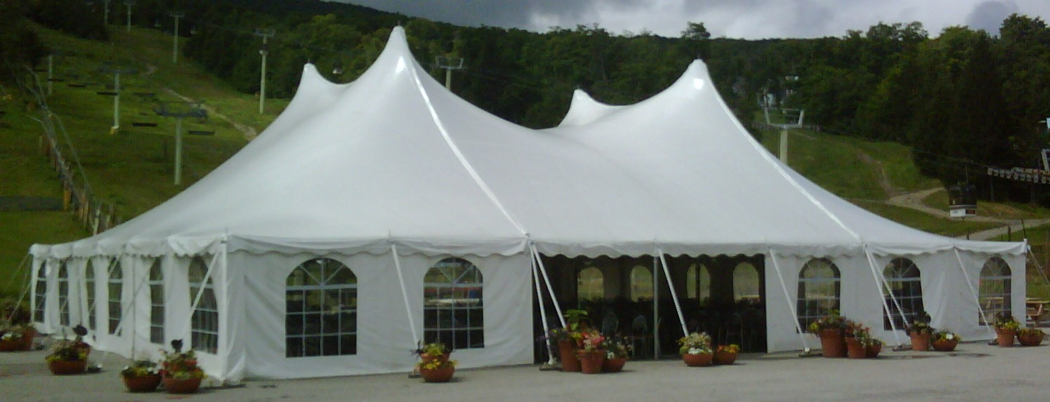 Tent with Windows